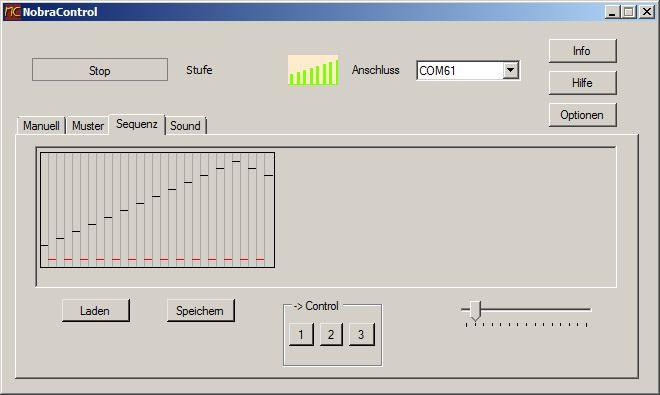 nobracontrol-sequenz